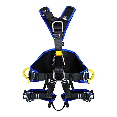 Cinto de Segurança 6 pts X-Treme Light Inox