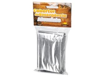 Cobertor de Emergência Guepardo Alumínio