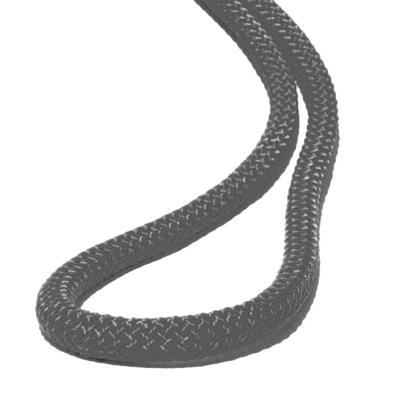 Corda Estática K2 11,5mm NBR Preta