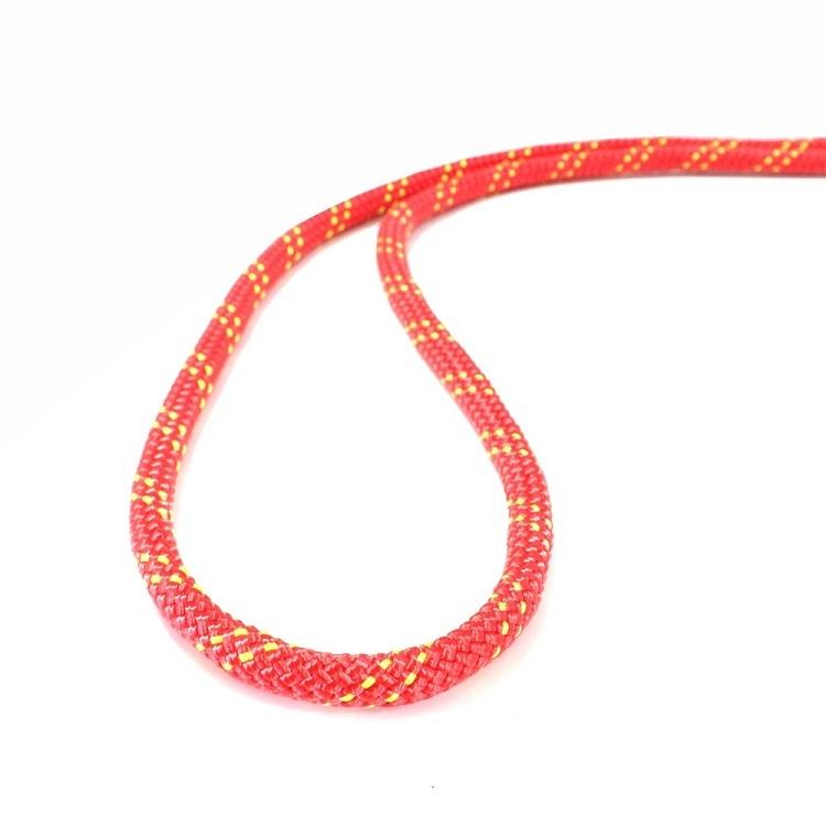 Corda estática K2 de 10,5mm 26KN Vermelha