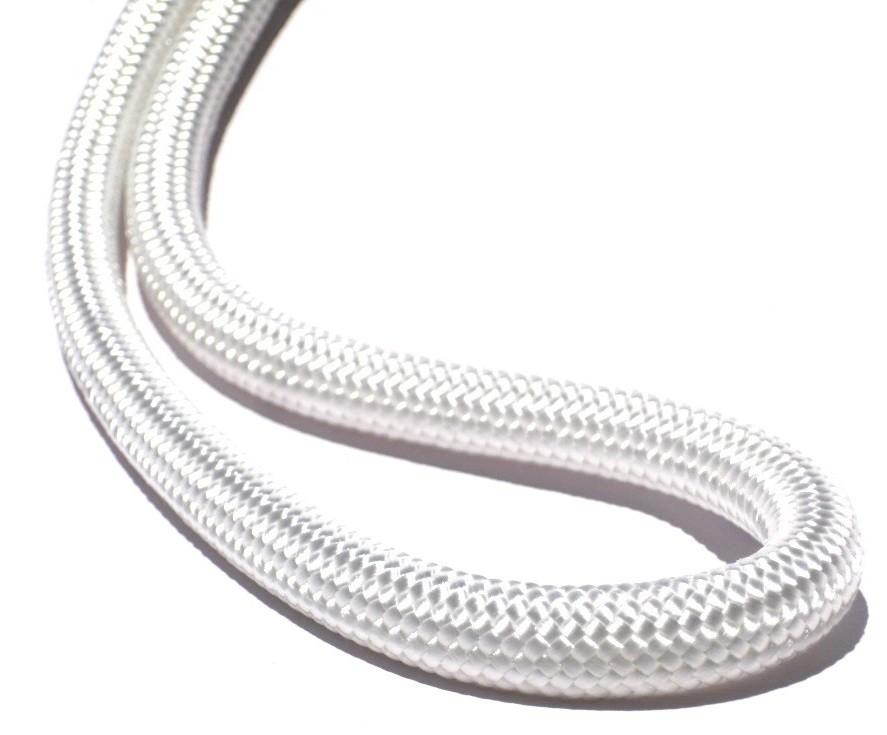 Corda Estática Polaris 12,5mm Branca