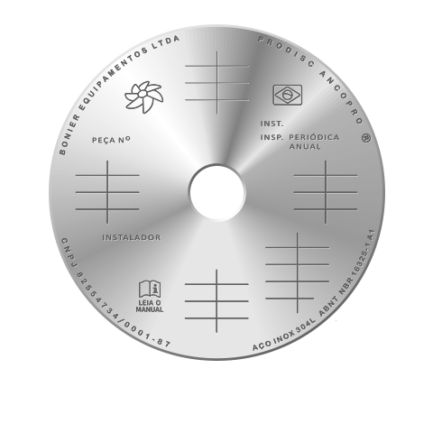 Dispositivo de controle ProDisc