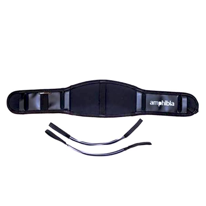 Kit cintura acolchoada e racks para cadeirinha de fita