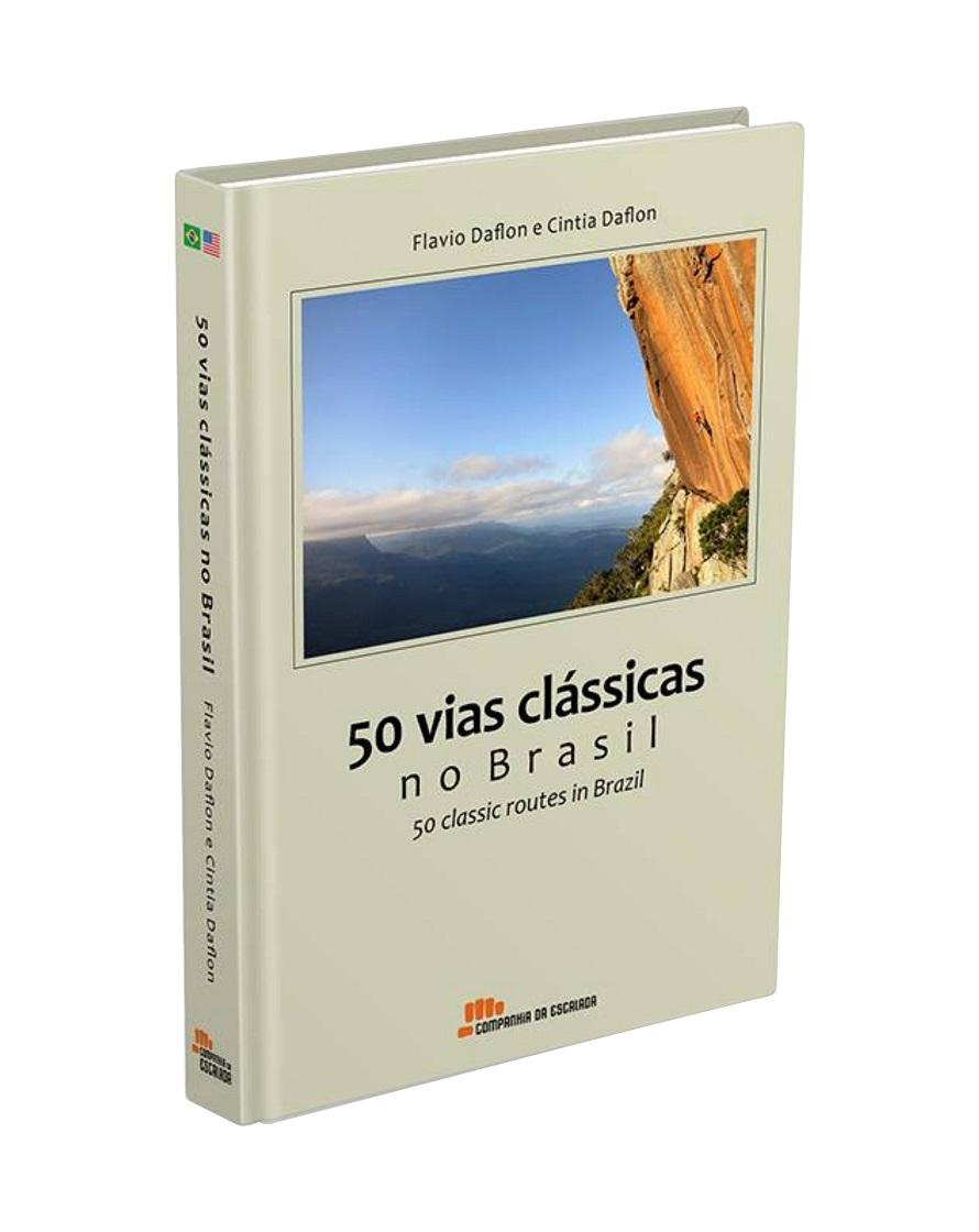 Livro 50 Vias Classicas no Brasil