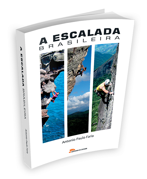 Livro a escalada Brasileira