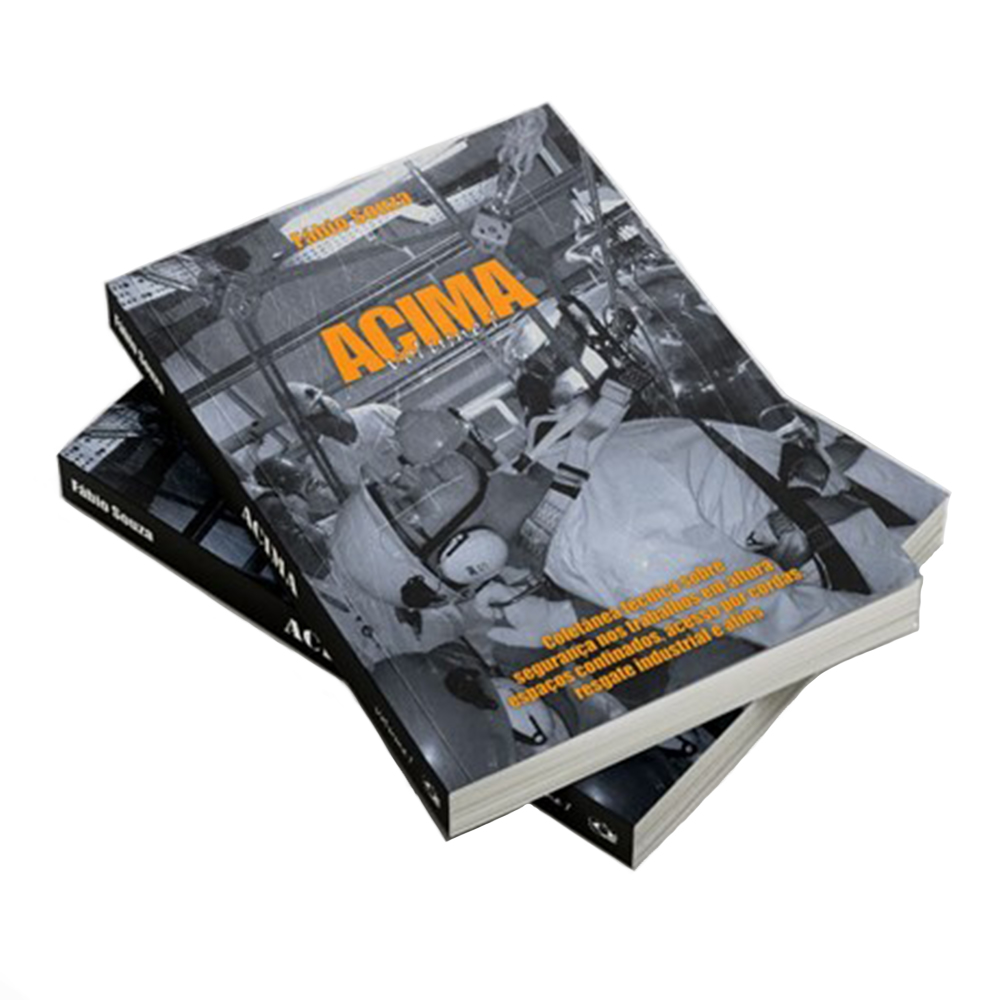 Livro Acima volume 1