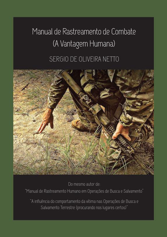 Livro Manual de Rastreamento de Combate