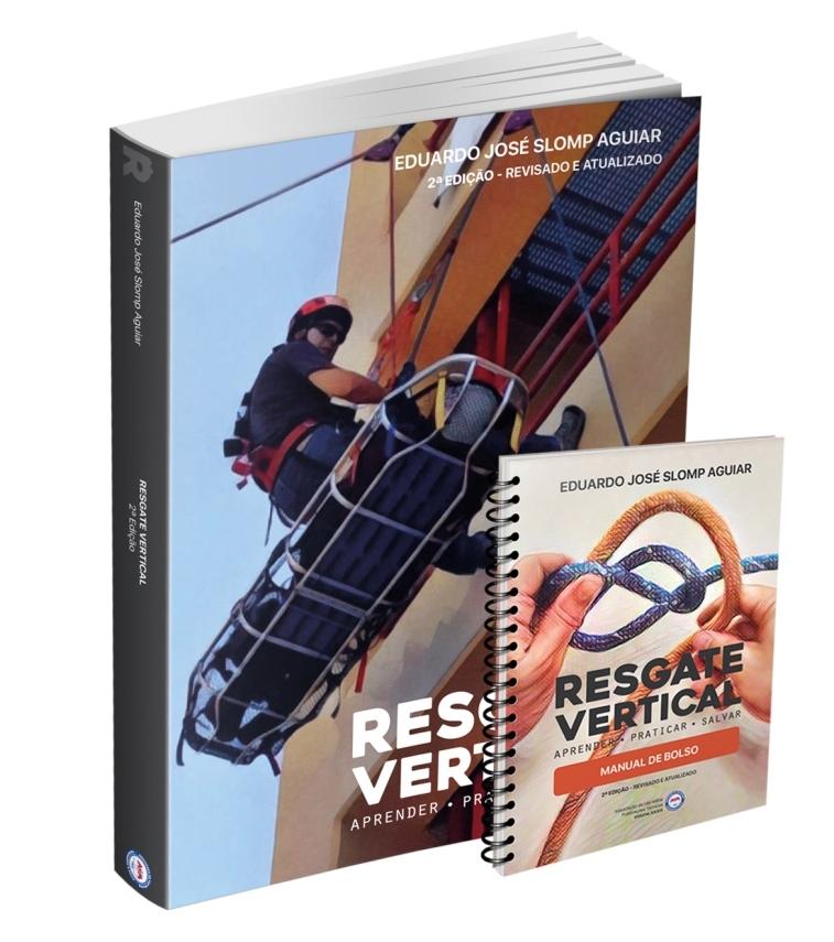 Livro Resgate Vertical Edição 2