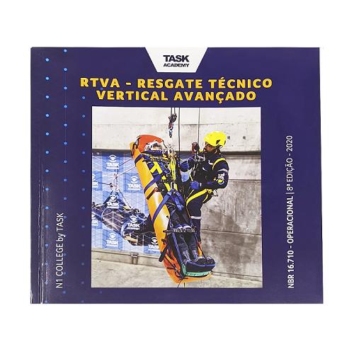 Livro RTVA Resgate Técnico Vertical Avançado