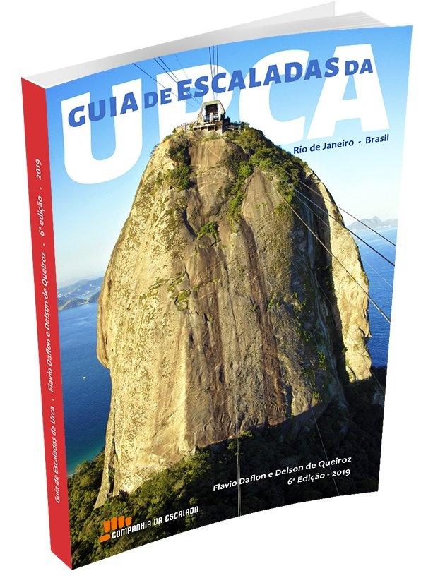 Livro Urca - Guia de Escaladas