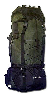 Mochila Mr. Mountain Explorer com Dry Tech 42 Litros