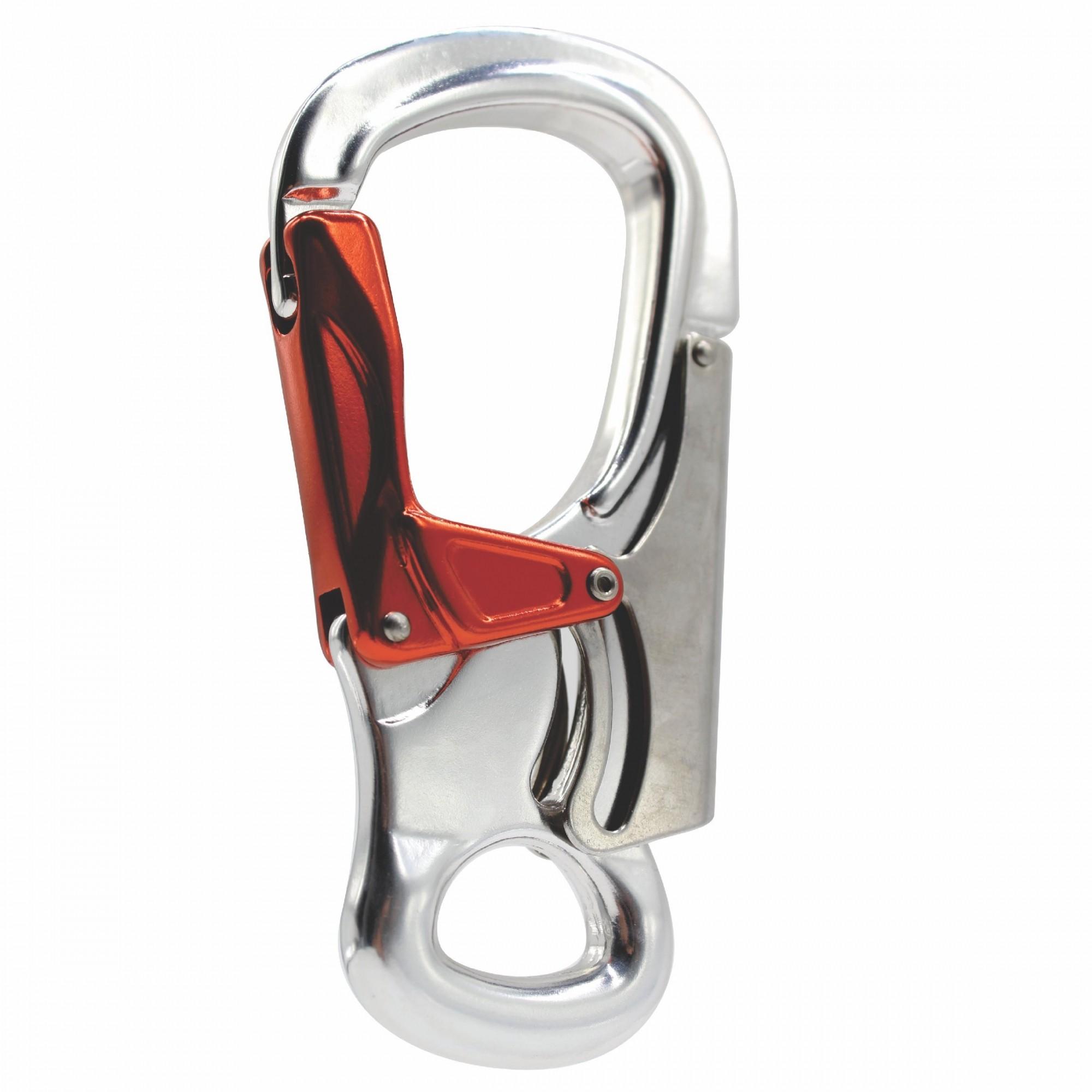 Mosquetão USClimb Alumínio Olhal Indep Twistlock 30KN