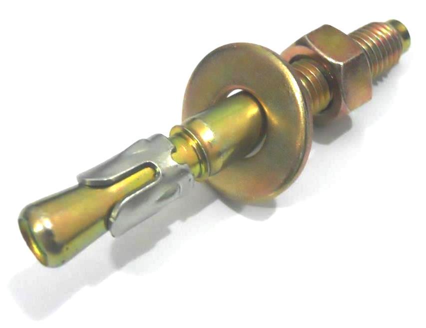 Parabolt (chumbador) ANC Aço Bicromado M12X95 12mm