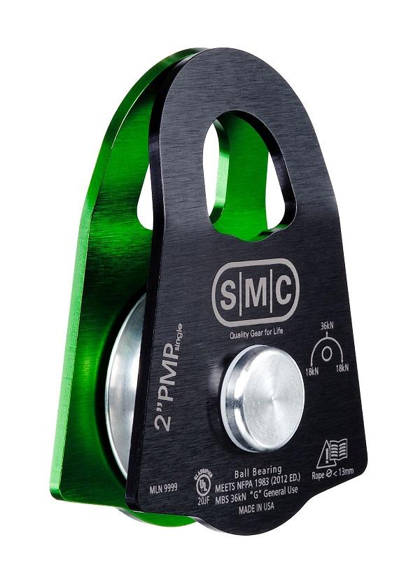 Polia oscilante 2 com NFPA 36KN SMC
