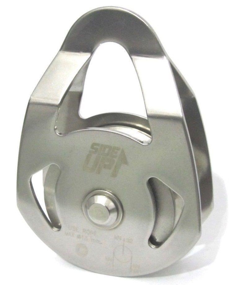 Polia oscilante aço inox SideUp 32KN rolamentada