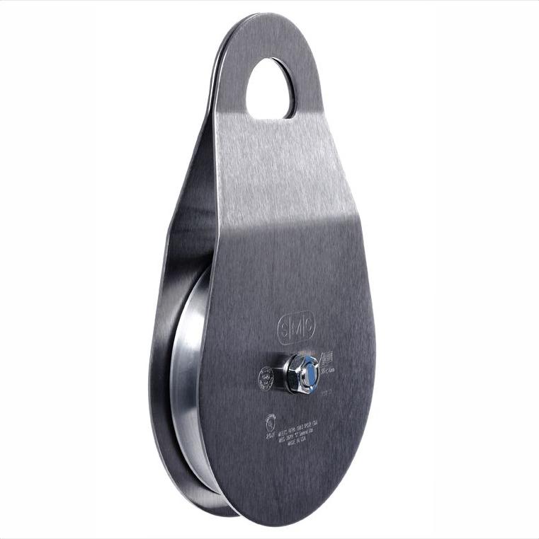 Polia SMC Aço Inox Oscilante 3 36KN NFPA