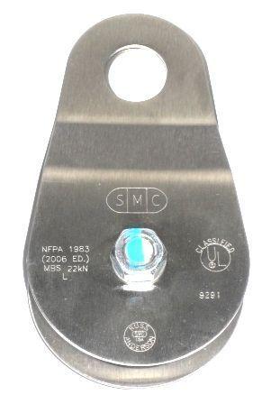 Polia SMC Aço Oscilante 22KN NFPA