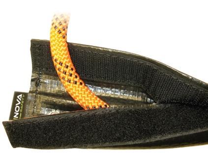 Protetor de Corda Innova PVC com velcro 60cm