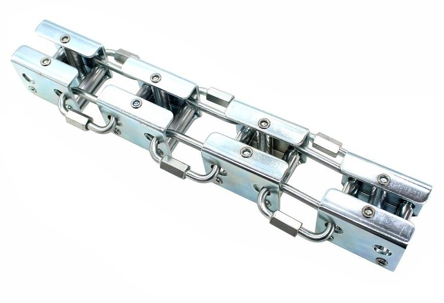 Protetor de Corda SIDEUP Aço Modular jogo com 4 peças e 6 maillons