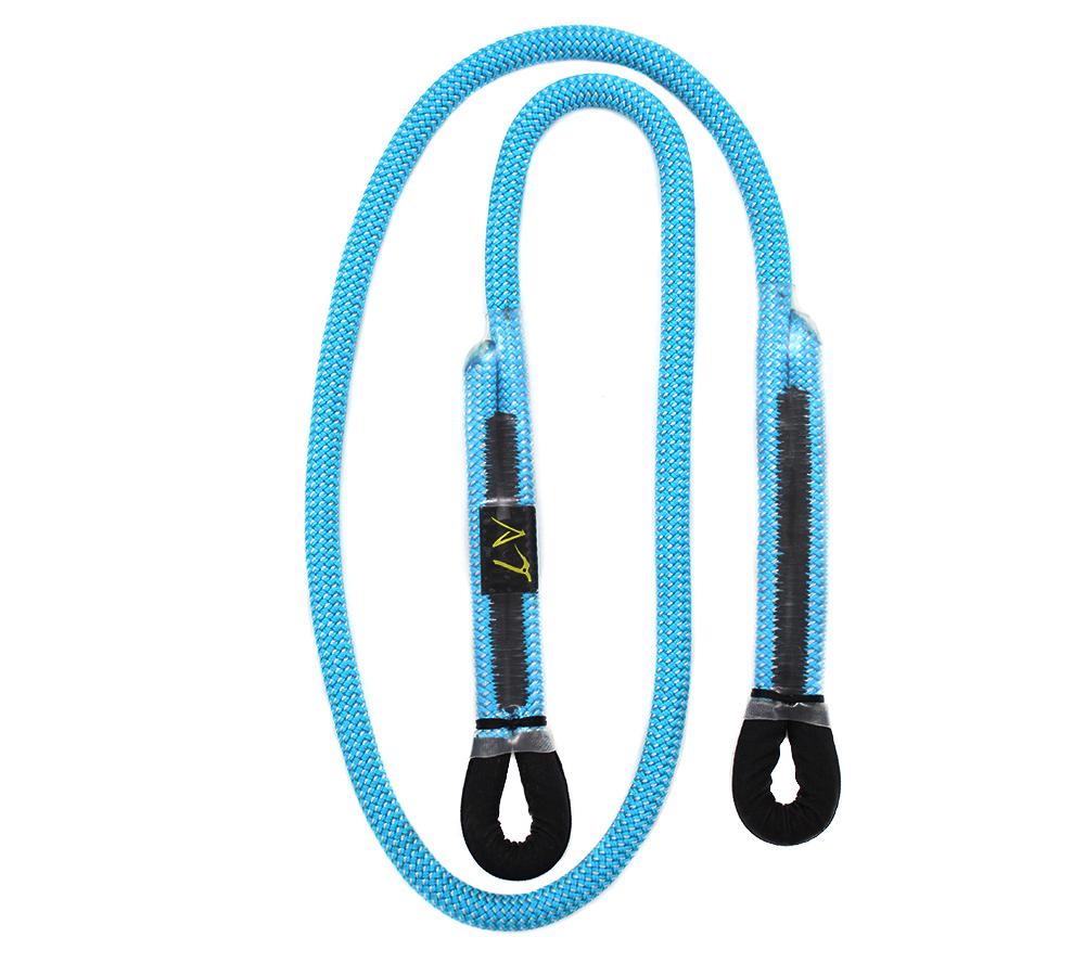 Solteira de corda dinâmica em I para autoseguro e posicionamento 120cm