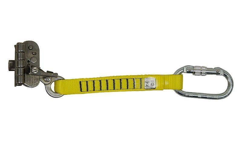 Trava Quedas Athenas para Corda 12mm Aço Inox