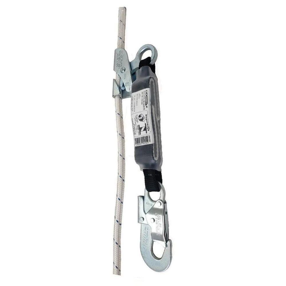 Trava quedas DG para corda de 12mm com Absoredor de energia