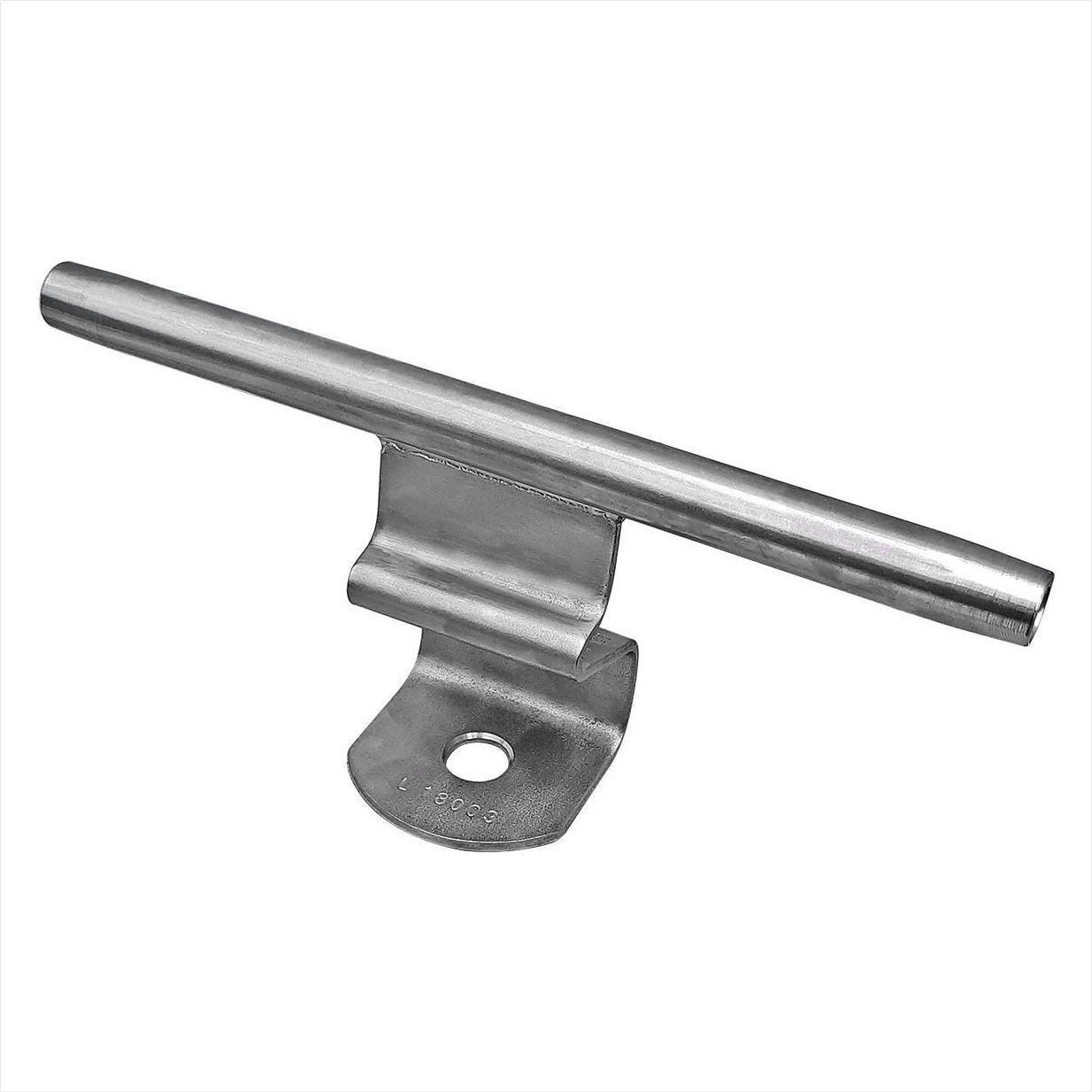 Trilho Ancoragem Intermediária inox InterLoop cabo 8mm a 10mm NBR Compatível SideUp