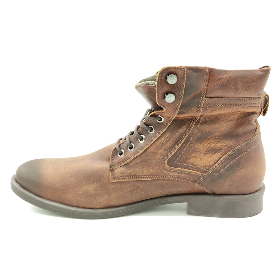 Bota Estilo Adventure Keep Shoes Cafe ML826