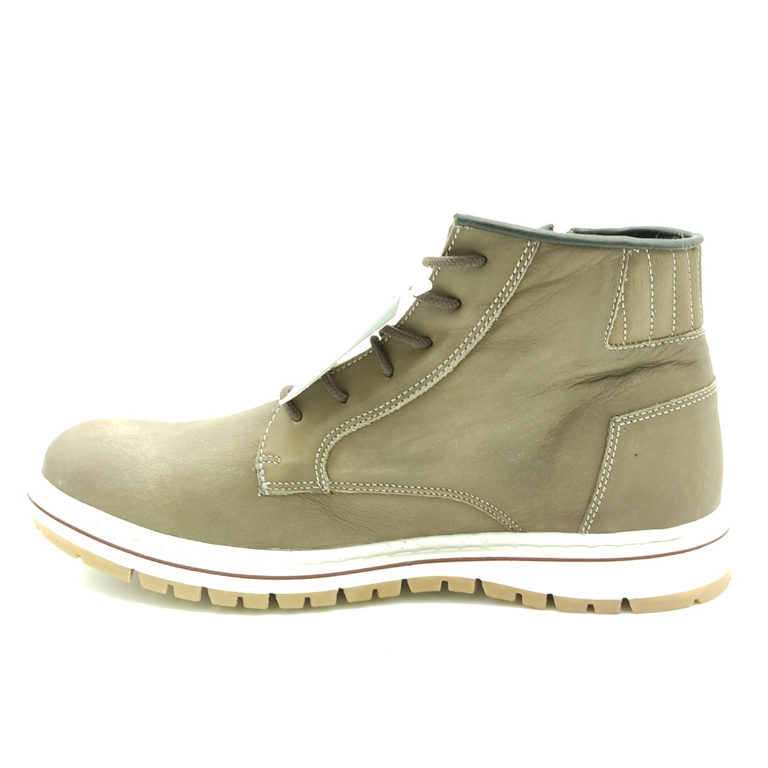 Bota Estilo Adventure Keep Shoes Cinza SA701