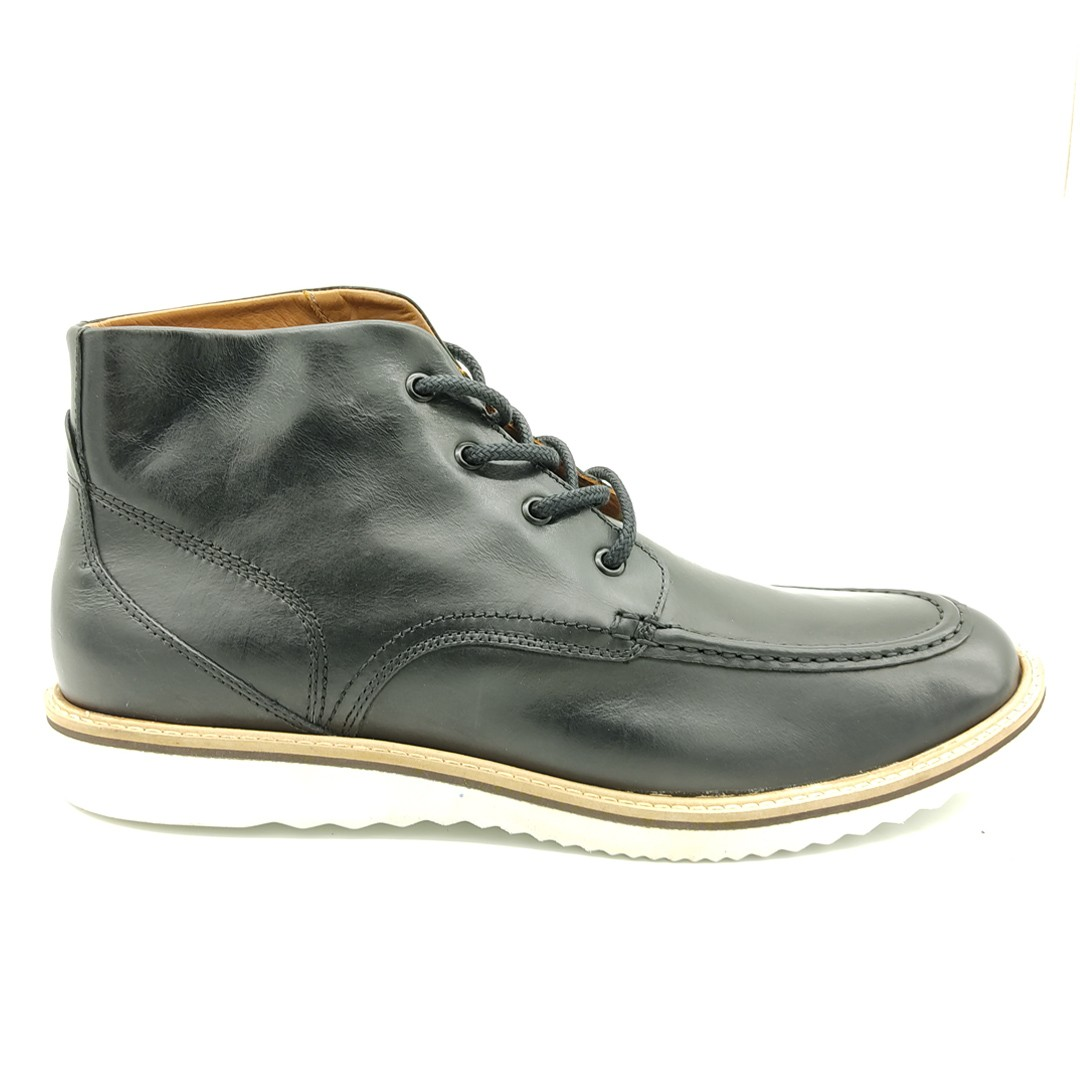 Bota Estilo Casual Keep Shoes Preto 10552