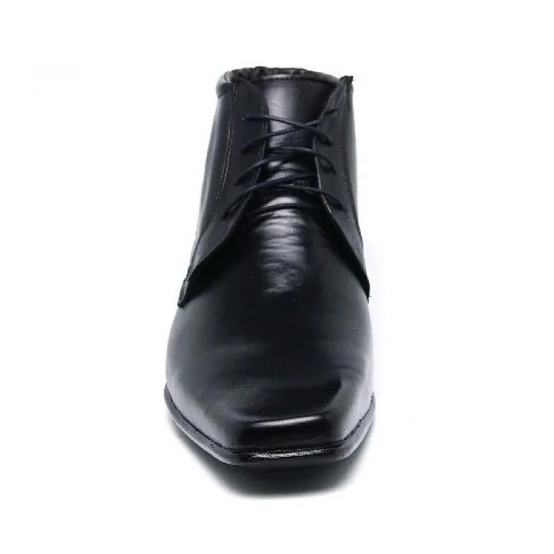 Bota Social Keep Shoes Preto 15019