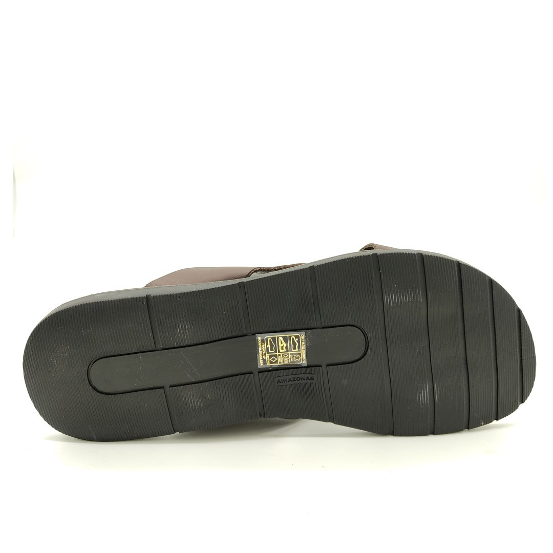 Chinelo Keep Shoes Mouro 10804L