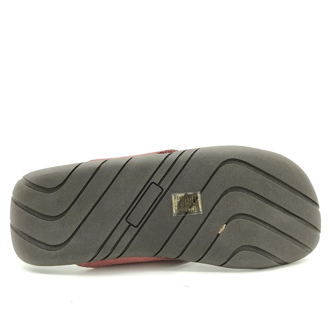 Chinelo Keep Shoes Mouro Vinho 10107L