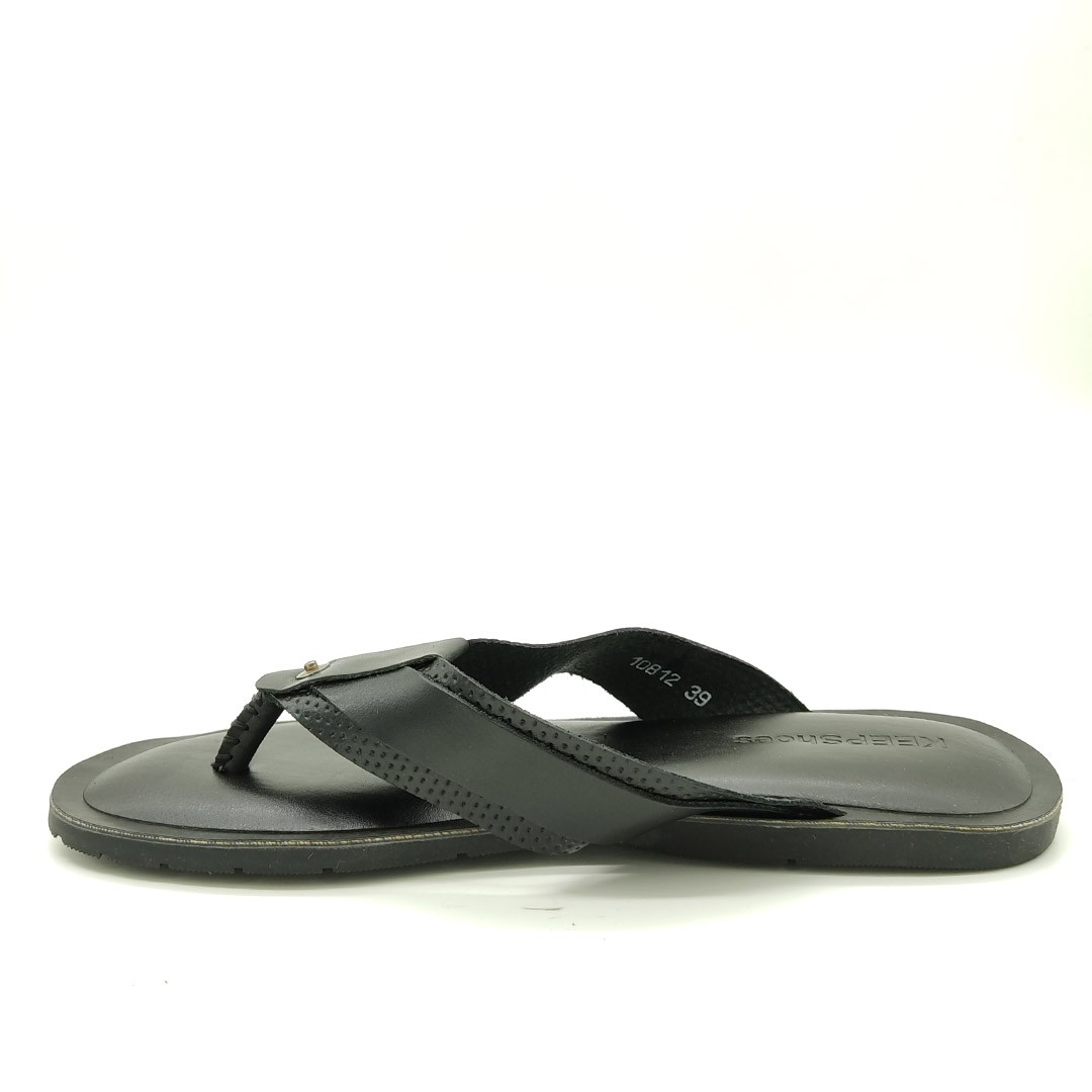 Chinelo Keep Shoes Preto 10812L