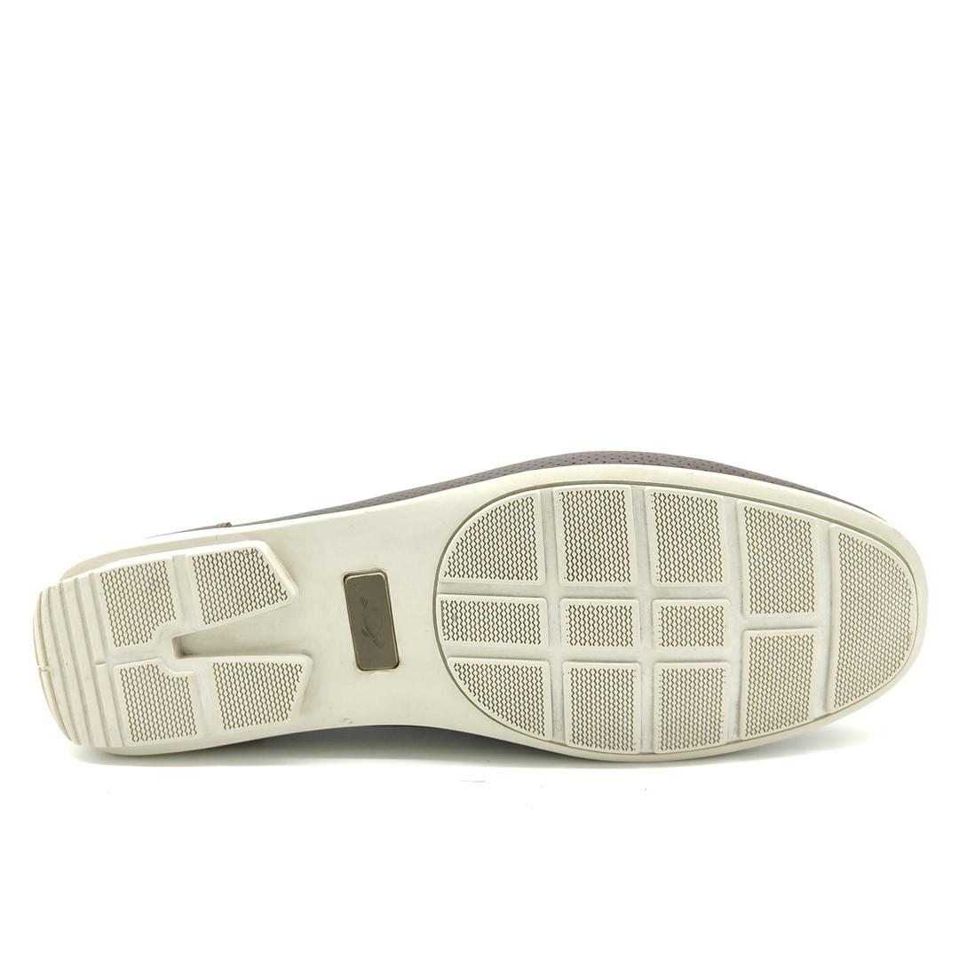 Mocassim Estilo Drive Keep Shoes Café 06910