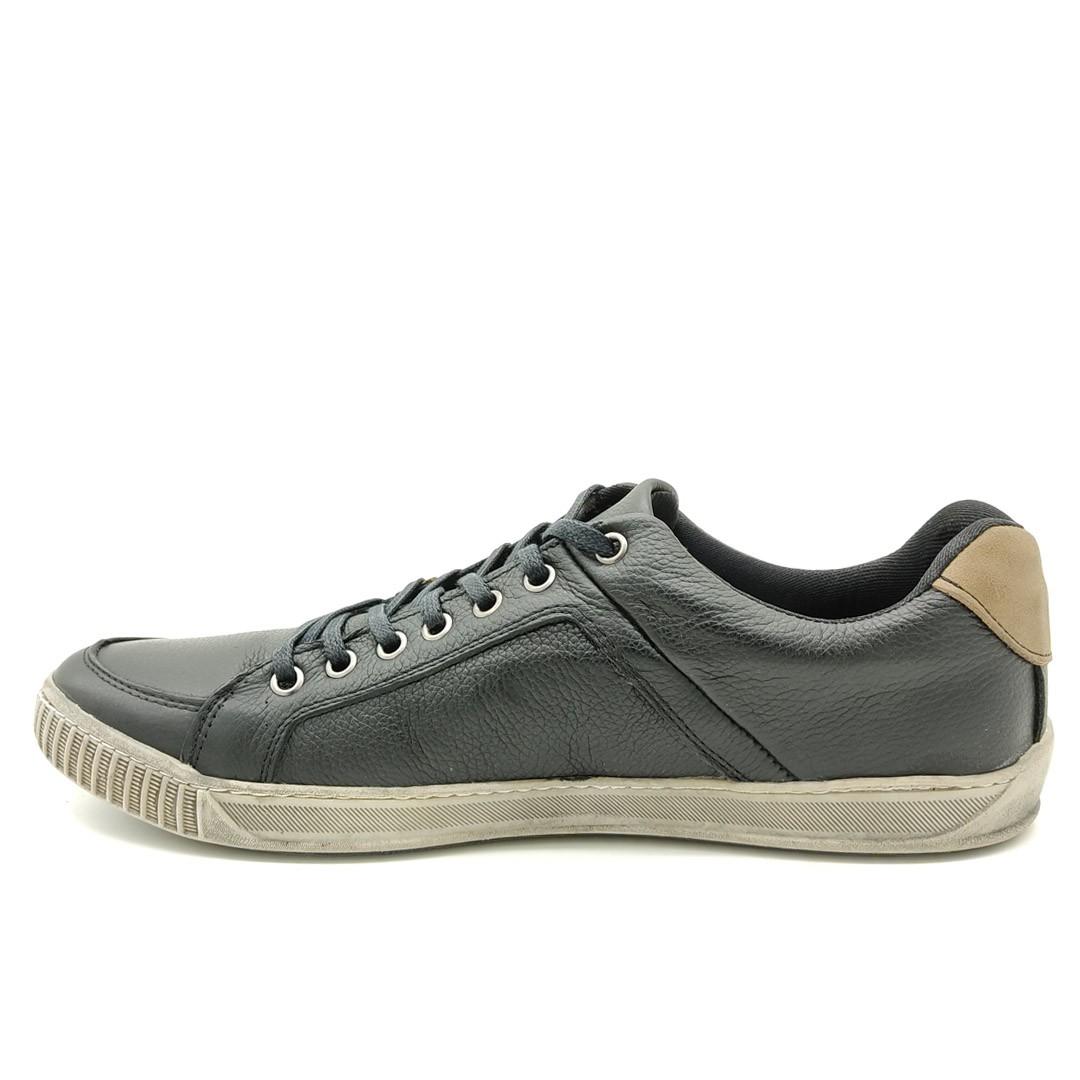 Sapatênis Keep Shoes Preto 1700