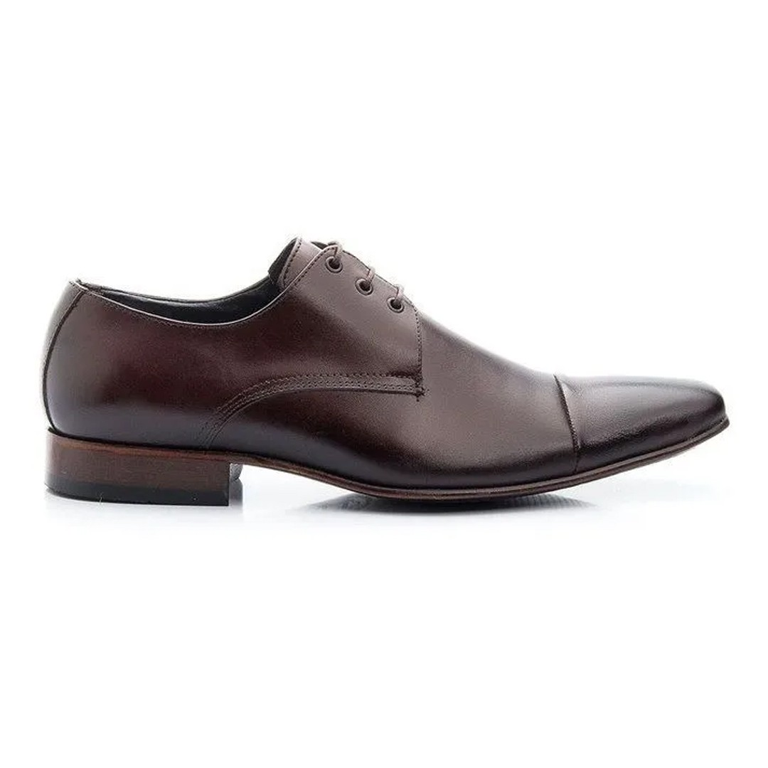 Sapato Estilo Social Keep Shoes Cor Mouro 307