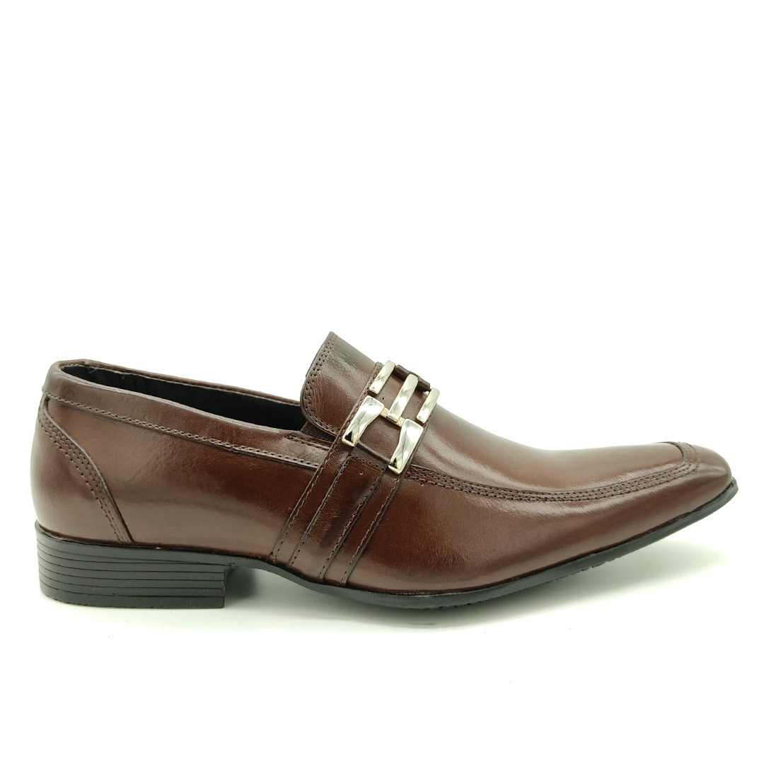 Sapato Estilo Social Keep Shoes Mouro 345