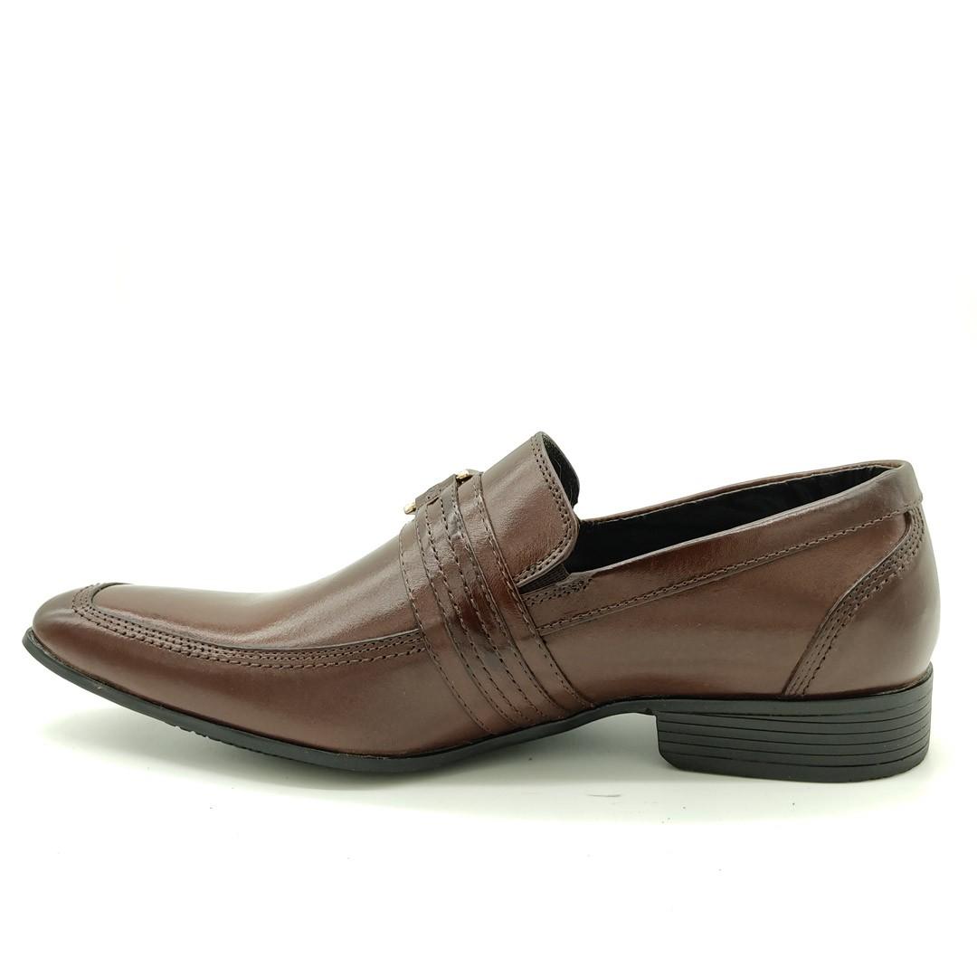 Sapato Estilo Social Keep Shoes Mouro 345