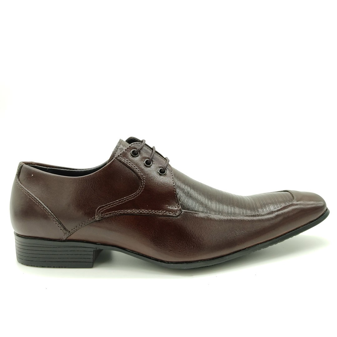 Sapato Estilo Social Keep Shoes Mouro 363