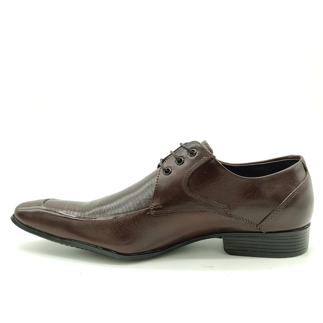 Sapato Estilo Social Keep Shoes Mouro 363