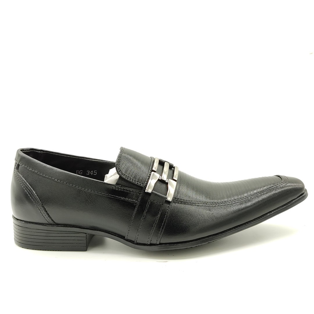Sapato Estilo Social Keep Shoes Preto 345