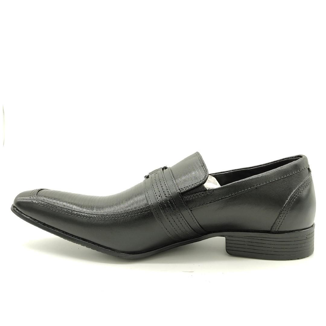 Sapato Estilo Social Keep Shoes Preto 345