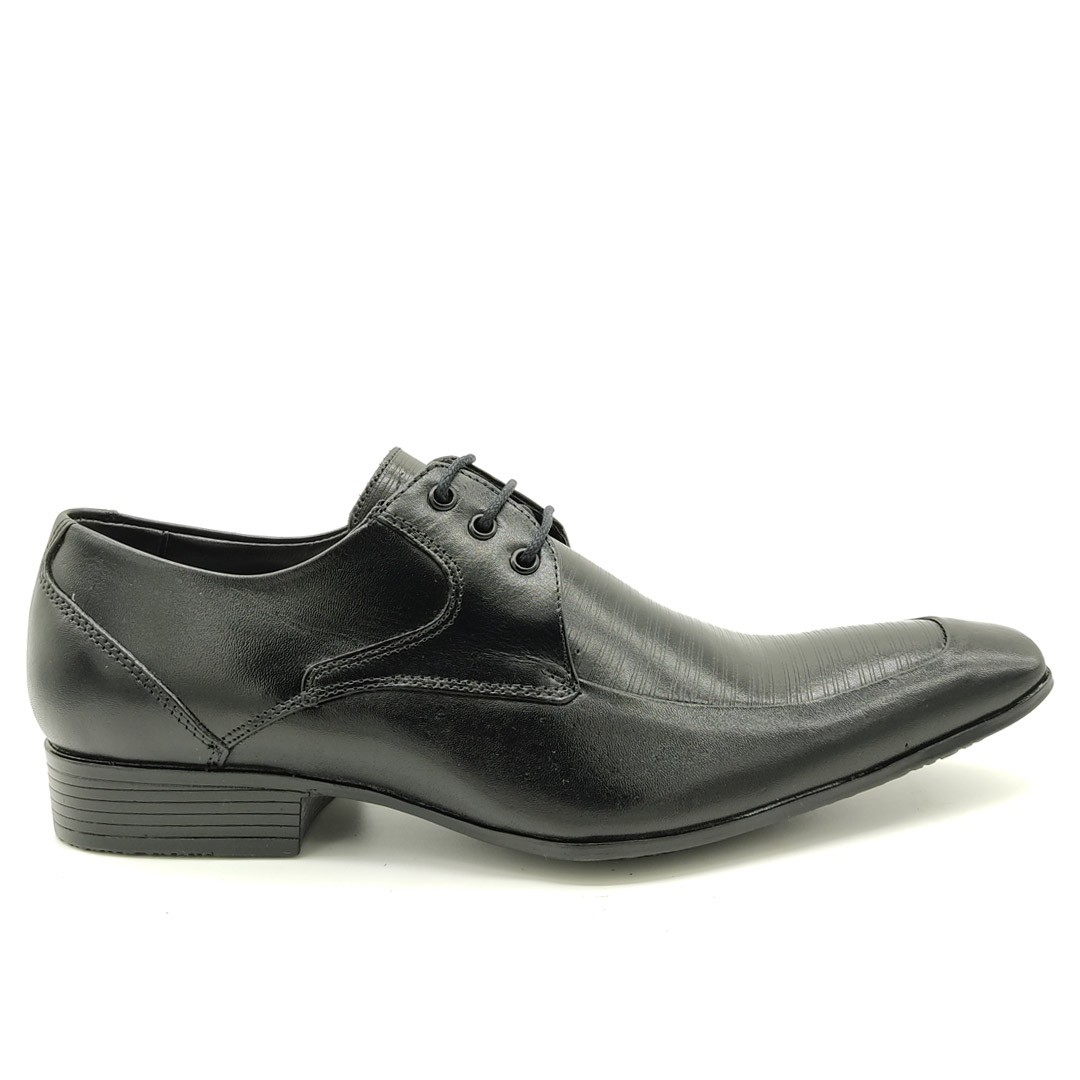 Sapato Estilo Social Keep Shoes Preto 363