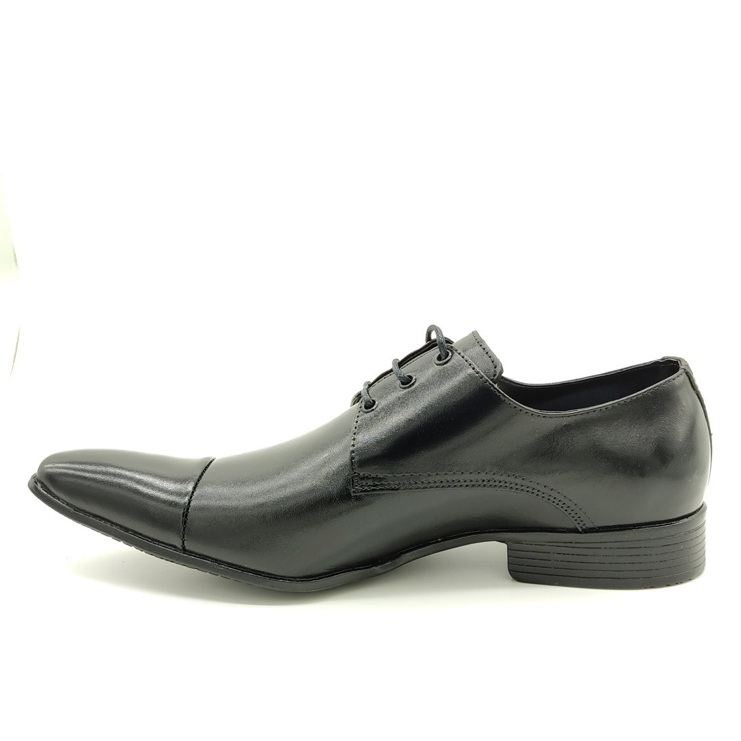 Sapato Social Keep Shoes Preto 307