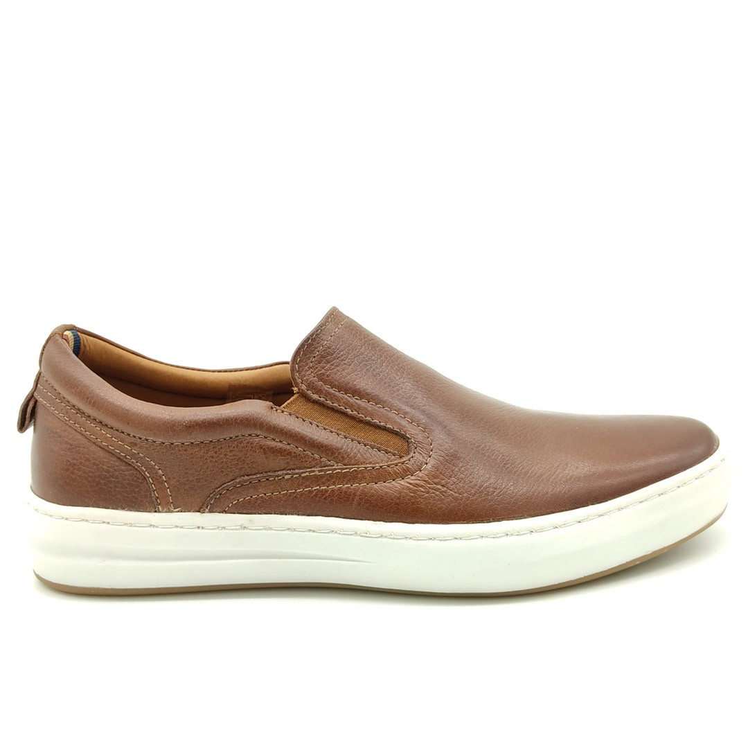 Tênis Iate Keep Shoes Canela 12051