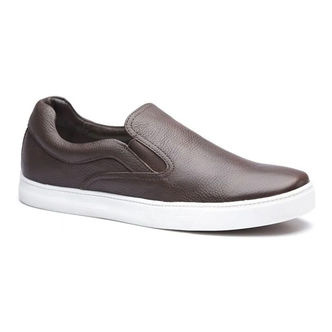 Tênis Iate Keep Shoes Cor Café Flo 7070