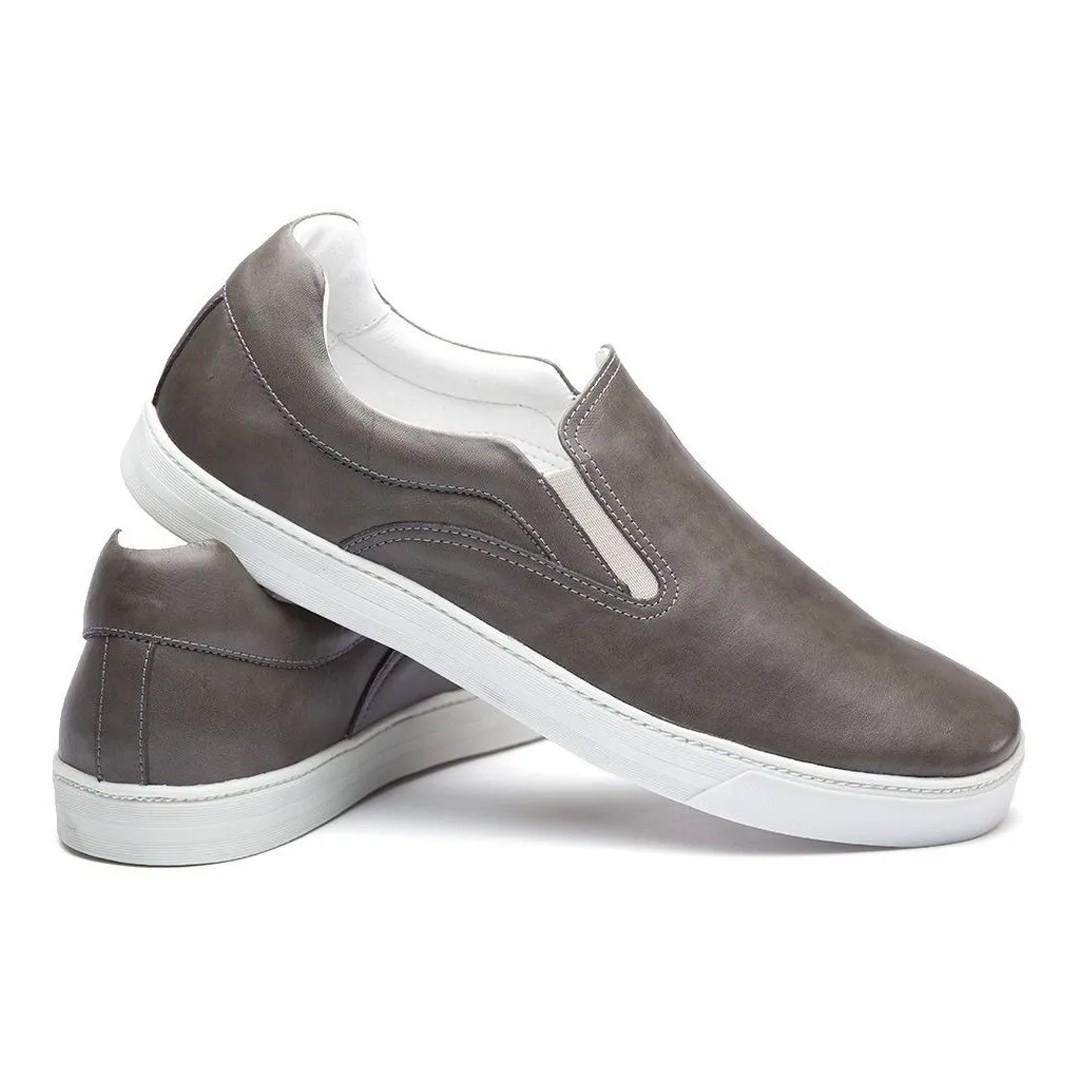 Tênis Iate Keep Shoes Cor Chumbo 7070
