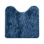 Jogo de Tapete para Banheiro Classic 3 Peças Azul Jeans Oasis