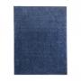 Tapete para Sala 1,00 x 1,50 Classic Azul Jeans